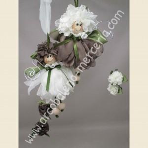 506 Le fatine dei fiori tortora