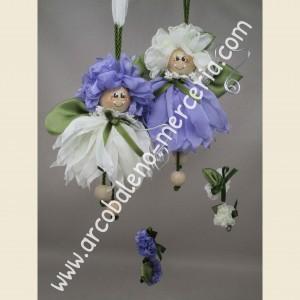 507 Le fatine dei fiori lilla