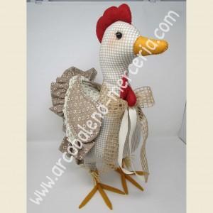 524 Carolina la gallina