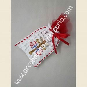 533 Porta confetti Comunione
