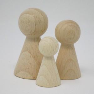 Pedine di legno