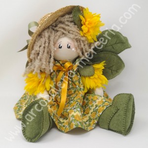 Mariasole, una bambola per L'estate
