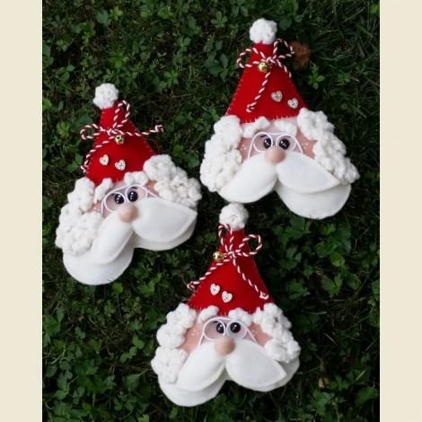 Tre Teste Papà Noel