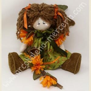 Nenè, una bambola per l'autunno