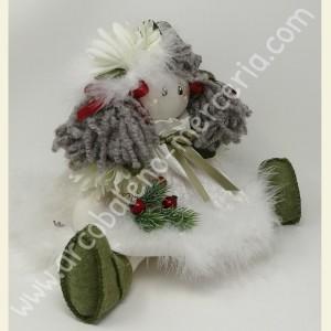 Ambra, una bambola per l'inverno