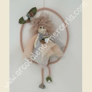 Ballerina con fiorellini