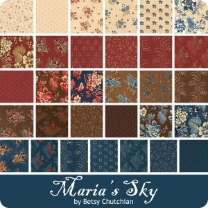Maria's Sky - Moda fabrics