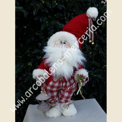 309 Santa Claus Rosso