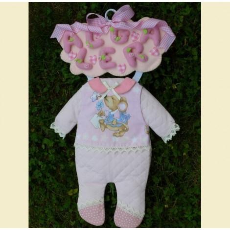 Tutina Per Bebè Rosa